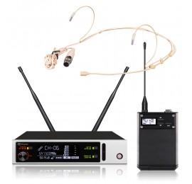 Shur  AT102/AT-B01 Портативный микрофон одинорный головной