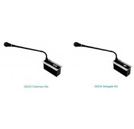 Встроенный микрофон D6233 / D6234