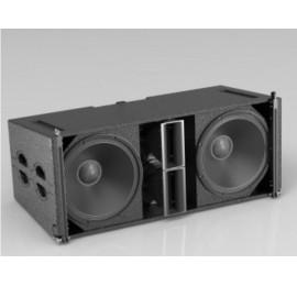 LC215  Горячие продажи двойной 15-дюймовый динамик линейного массива