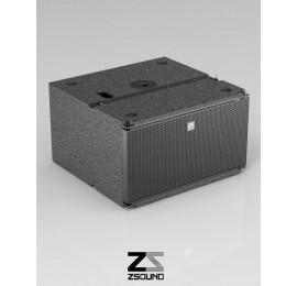 ZSOUND LC10SP Одинарный 15-дюймовый активный сабвуфер
